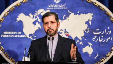 تصویر پاسخ کوبنده به ایجاد اخلال در حضور مستشاری ایران در سوریه میدهیم