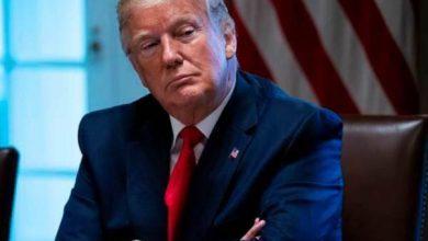 تصویر «ترامپ» به شکست در برابر «بایدن» اذعان کرد