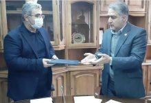 تصویر سرپرست جدید گروه ماشین سازی تبریز منصوب شد