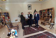 تصویر صدور مجوز فعالیت خانه موزه پروین اعتصامی و بانوان شاعر آذربایجان شرقی
