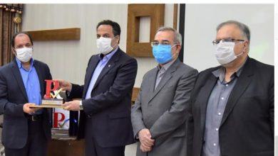 تصویر روابط عمومی آبفا استان اصفهان با ۶ رتبه اول، برترین روابط عمومی صنعت آب و برق کشور شناخته شد