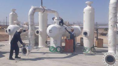تصویر احداث ایستگاه تقلیل فشار گاز طبیعی طرح بهبود فرآیند و بهینهسازی پالایشگاه اصفهان