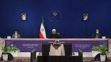 تصویر روحانی: دولت نخواهد گذاشت عدهای پایان تحریم را به تأخیر بیندازند