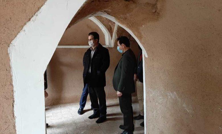 مدیرکل میراث البرز: مرمت مسجد تاریخی نجم آباد آغاز شد