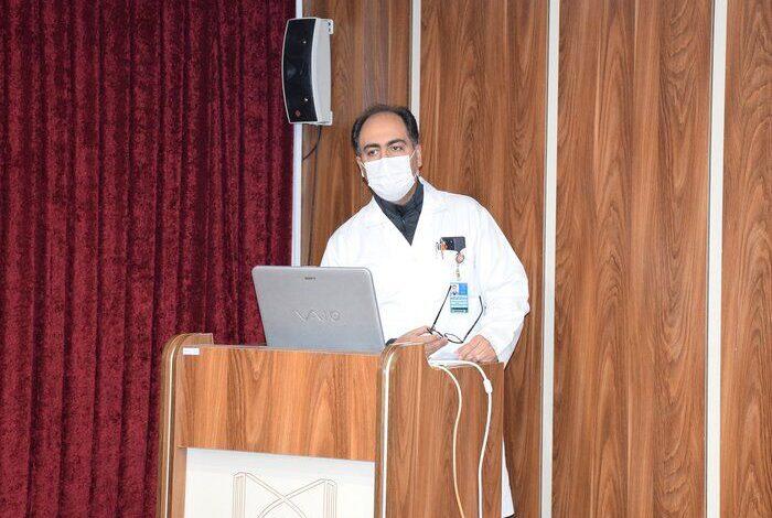 کاهش ۶۰ درصد آمار بستریهای کرونا در بیمارستان امام رضای تبریز