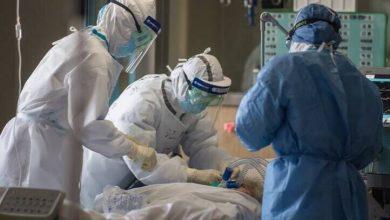 تصویر جان باختن ۱۲۸ بیمار مبتلا به کووید۱۹/چهار شهرستان مازندران قرمز شدند