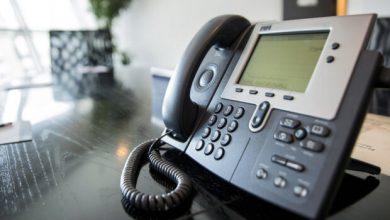 تصویر هشدار مخابرات درباره دریافت شماره تماس ناشناس بین المللی