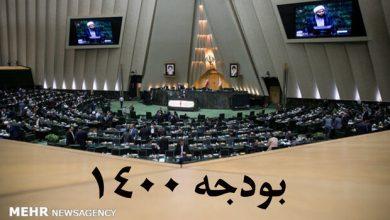 تصویر جزئیات لایحه بودجه ۱۴۰۰ کل کشور منتشر شد