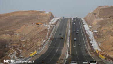 تصویر عذرخواهی استاندار آذربایجان شرقی از مردم به خاطر آزادراه سهند