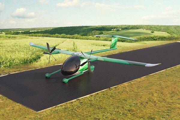 تولید هواپیمای برقی با سرعت حداکثر ۴۰۰ کیلومتر در ساعت