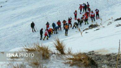 تصویر افزایش تعداد اجساد کشف شده کوهنوردان به ۶ تن/ اعلام مفقودی ۱۸ تن