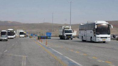 تصویر کاهش ۹۵ درصدی تردد مسافر از پایانههای مرزی آذربایجانشرقی