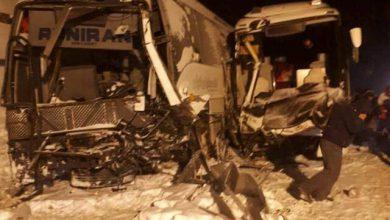 تصویر سانحه رانندگی در آزادراه تبریز_ زنجان یک کشته برجای گذاشت