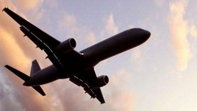 تصویر فرود اضطراری پرواز «تهران- کراچی» در فرودگاه زاهدان