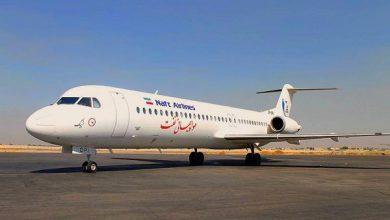تصویر پروازهای یک ایرلاین بدلیل عدم رعایت پروتکلهای کرونایی لغو شد