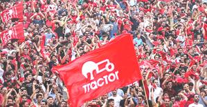 تراکتور محبوبترین باشگاه آسیا در سال ۲۰۲۰ انتخاب شد
