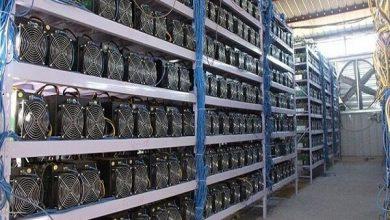 تصویر مزرعه تولید ارز دیجیتال در آذربایجانشرقی وجود ندارد