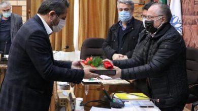 تصویر شهردار تبریز لایحه بودجه سال ۱۴۰۰ را تقدیم شورای شهر کرد