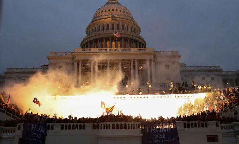 شورش های انتخاباتی آمریکا* نوشته محمّد اشراقی