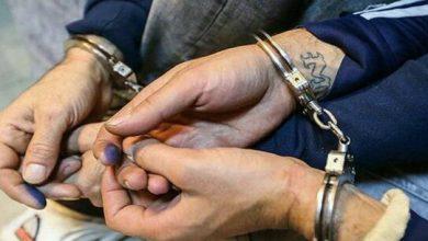 تصویر دستگیری ۳ سارق حرفهای با ۱۵ فقره سرقت در آذرشهر