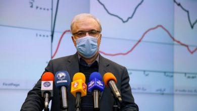تصویر آغاز واکسیناسیون کرونا تا قبل از ۲۲ بهمن