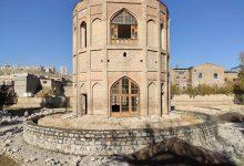 تصویر انجام مطالعات و مستندنگاری برج خلعت پوشان تبریز