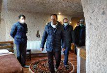 تصویر افزایش کیفیت خدمات گردشگری روستایی با استانداردسازی اقامتگاههای بومگردی اسکو