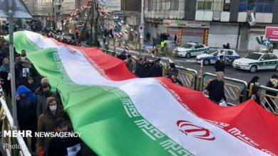 تصویر مراسم ۲۲ بهمن در بستر فضای مجازی برگزار میشود
