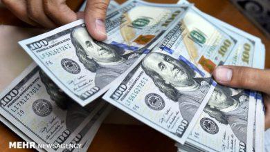 تصویر جزئیات قیمت رسمی انواع ارز/ نرخ ۲۰ ارز کاهش یافت