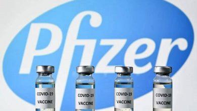 تصویر هیچ واکسن فایزری وارد کشور نشده است