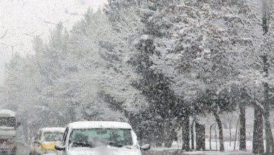 تصویر برف و باران در اکثر استانها/ احتمال وقوع بهمن در ارتفاعات البرز