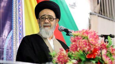 تصویر تبریز همواره به پای رهبرش خواهد ایستاد