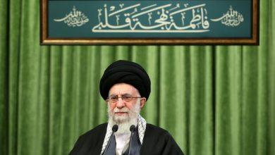 تصویر دشمنان در مقابله با جمهوری اسلامی هیچ غلطی نمیتوانند بکنند
