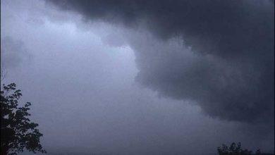 تصویر سامانه بارشی روز پنجشنبه وارد کشور می شود