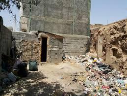 """تصویر تخریب ۲۰ مکان مصرف مواد مخدر در """"فلاورجان"""""""