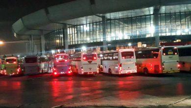 تصویر سفرهای نوروزی با حمل و نقل عمومی لغو نمیشود