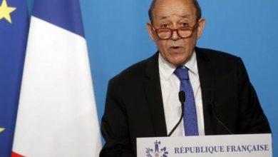 تصویر درخواست فرانسه از اتحادیه اروپا برای اعمال فشار بر مسئولان لبنانی
