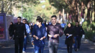 تصویر دانشجویان ۴ و نیم برابر بیشتر از مردم عادی به کرونا مبتلا شدند