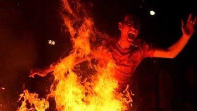 تصویر ۱۱نفر براثر استفاده از مواد محترقه در آذربایجان شرقی مصدوم شدند