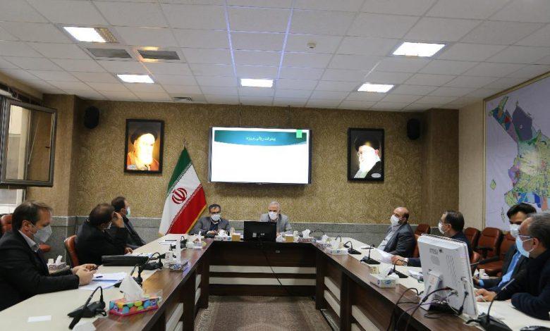 پروژههای سازهای احیای دریاچه ارومیه باید تا خرداد 1400 تکمیل شود