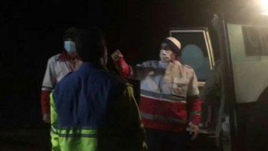 تصویر هشت ساعت عملیات نفسگیر برای نجات مادر باردار در شهرستان چاروایماق