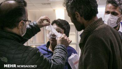 تصویر آذربایجان شرقی بعداز تهران بیشترین مصدوم چهارشنبه سوری را داشت