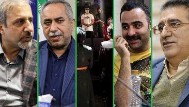 تصویر چهرههای خبرساز تئاتر در سال کرونایی/ خطشکنان چه کسانی بودند؟