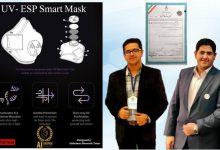 تصویر اختراع نسل جدیدی از ماسک های تنفسی هوشمند در دانشگاه صنعتی سهند