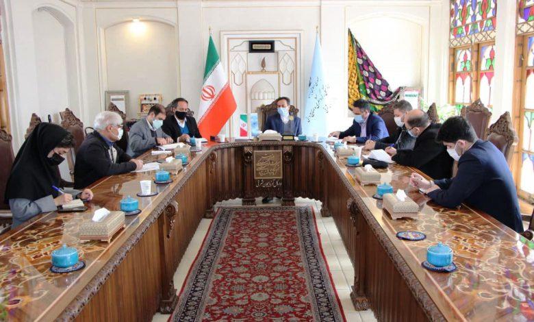 آغاز بکار کمیتههای نظارتی و ارزیابی ستاد اجرایی خدمات سفر آذربایجان شرقی