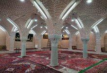 تصویر حفاظت و مرمت مسجد خلخالی بازار جهانی تبریز