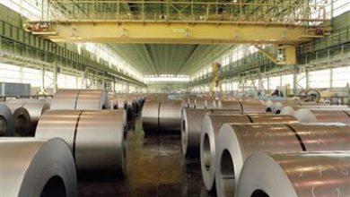 تصویر فولاد مبارکه روی خط رکورد شکنی