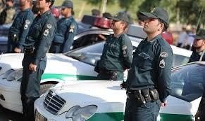 تصویر آماده باش گشت های پلیس راه اصفهان در ایام پایانی سال