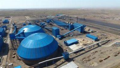 تصویر دستیابی به بیشترین تولید ماهانه گندله در فولاد سنگان/ عزم آهنین برای مانع زدایی از تولید