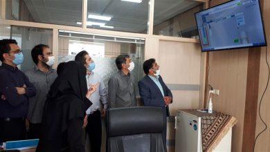 تصویر آغاز عملیات تله متری چاه های سطح منطقه ۵ اصفهان